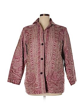 Silhoutte Wool Blazer Size 14