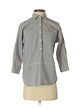 J. Crew 3/4 Sleeve Button-Down Shirt Size 0