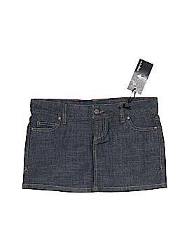 Anchor Blue Denim Skirt Size 1