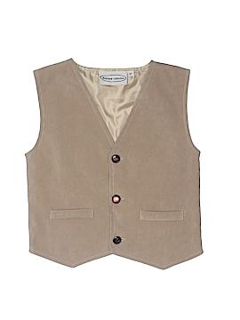 Boutique Collection Tuxedo Vest Size 3T