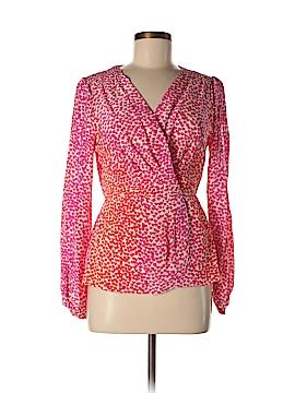 BCBGMAXAZRIA Long Sleeve Blouse Size S