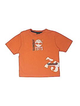 Timberland Short Sleeve T-Shirt Size 4