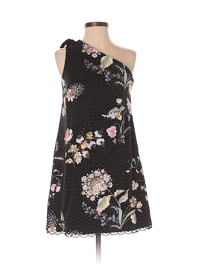 f1d71fb0 Maeve Floral Black Casual Dress Size 0 (Petite) - 72% off   thredUP