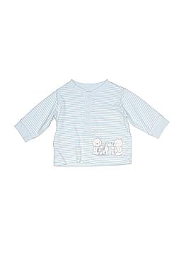 Little Me Long Sleeve Henley Size 3 mo