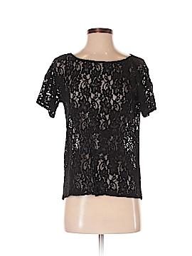 T. Babaton Short Sleeve Blouse Size XS