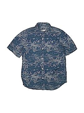 Tucker + Tate Short Sleeve Button-Down Shirt Size 10 - 12
