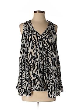 Leifsdottir Sleeveless Silk Top Size 0