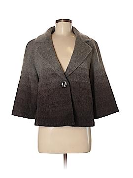 Stile Benetton Wool Coat Size 42 (IT)