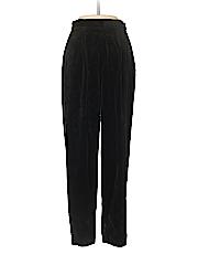 Embassy Row Sportswear Women Velour Pants Size 4