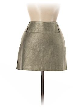 Bebe Leather Skirt Size 6