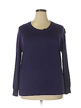 City Chic Pullover Sweater Size 22 Plus (L) (Plus)