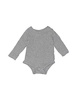 Little Tots Long Sleeve Onesie Size 6 mo