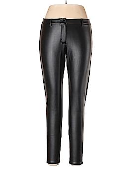 J. McLaughlin Faux Leather Pants Size 10