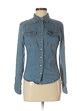 Blue Asphalt Denim Jacket Size M