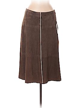 Carlisle Leather Skirt Size 8
