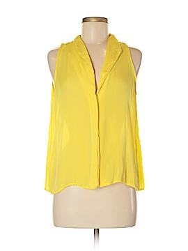 Jeunesse Sleeveless Silk Top Size M