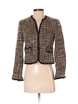 INC International Concepts Wool Blazer Size 2 (Petite)