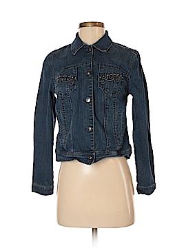 Charter Club Denim Jacket Size P (Petite)