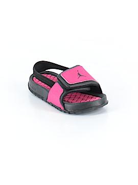 Jordan Sandals Size 9