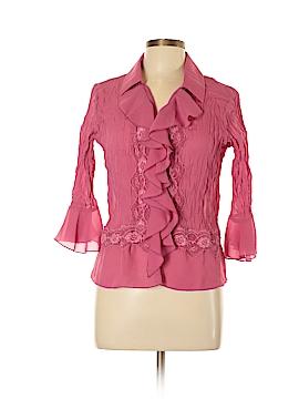 Jaipur Long Sleeve Blouse Size L