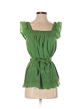 Lithe Short Sleeve Blouse Size 2