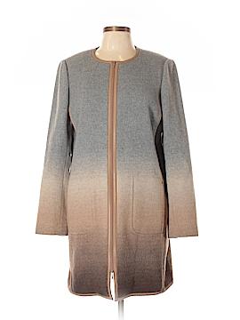 Lafayette 148 New York Wool Coat Size M
