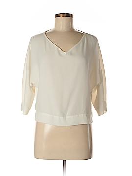 Uniqlo 3/4 Sleeve Blouse Size XS