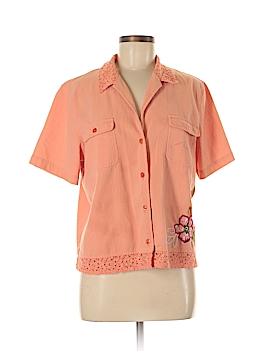 Koret Short Sleeve Blouse Size 14