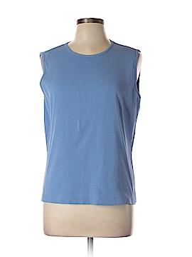 Lands' End Sleeveless T-Shirt Size Lg 14-16