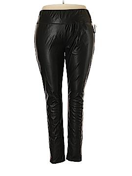 Lauren by Ralph Lauren Faux Leather Pants Size 22 (Plus)