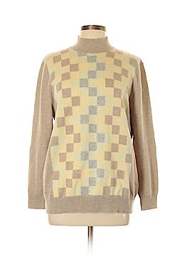Escada Sport Cashmere Pullover Sweater Size XL
