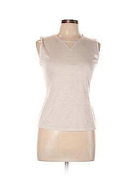 Les Copains Sleeveless Blouse Size 44 (EU)
