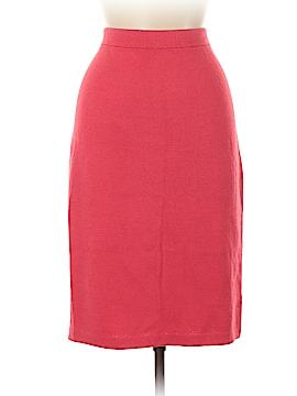 St. John Collection Wool Skirt Size 8