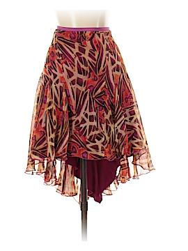 Diane von Furstenberg Silk Skirt Size 6