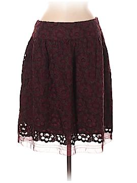 Cynthia Cynthia Steffe Silk Skirt Size 8