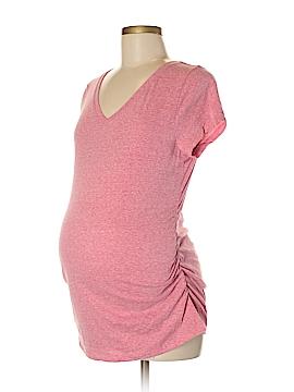 Liz Lange Maternity for Target Short Sleeve T-Shirt Size M (Maternity)