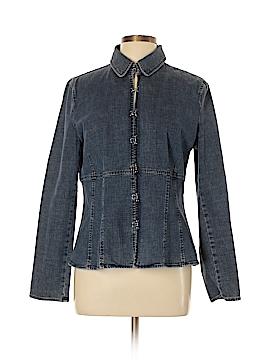 Nine West Denim Jacket Size L