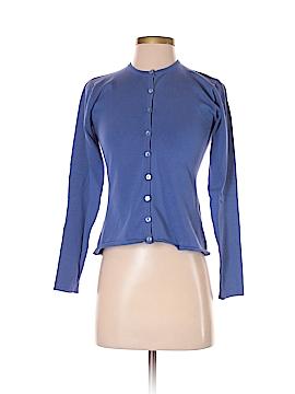 Tina Hagen Silk Cardigan Size S