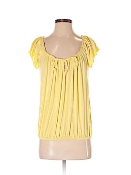Max Studio Short Sleeve Top Size S