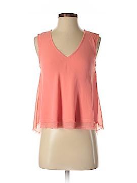 RACHEL Rachel Roy Sleeveless Blouse Size XS