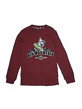 Shaun White Long Sleeve T-Shirt Size L (Youth)