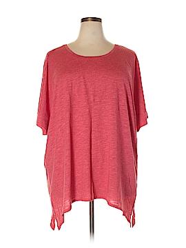 SONOMA life + style Short Sleeve T-Shirt Size 2X (Plus)