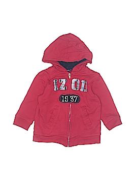 IZOD Zip Up Hoodie Size 24 mo