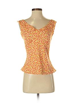 Ann Taylor LOFT Sleeveless Silk Top Size 8