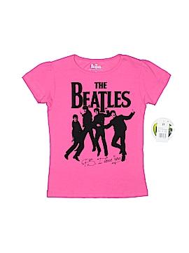The Beatles Short Sleeve T-Shirt Size 5T
