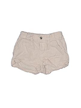H&M Khaki Shorts Size 6-9 mo