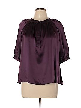 T Tahari 3/4 Sleeve Silk Top Size S