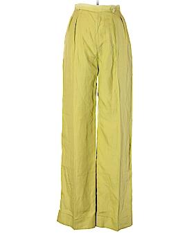 Yves Saint Laurent Rive Gauche Linen Pants Size 38 (FR)