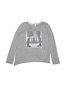 Xhilaration Long Sleeve T-Shirt Size 10 - 12