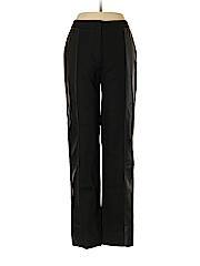 BCBGMAXAZRIA Women Faux Leather Pants Size M